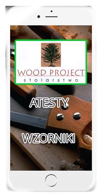 Woodproject - atesty i wzorniki