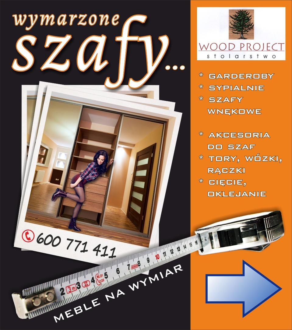 Woodproject - wymarzone szafy